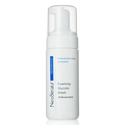 Neostrata Resurface foaming glycolic wash