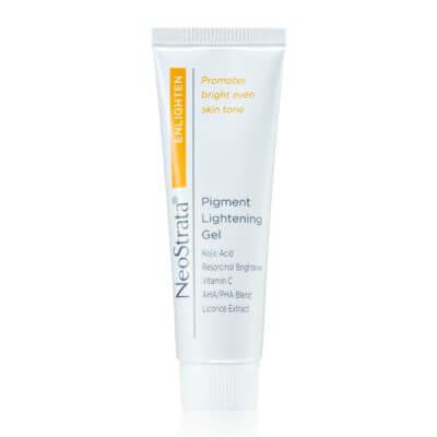 pigment lightening gel
