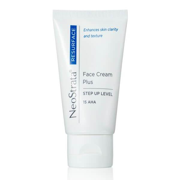 face cream plus anti-aging moisturiser